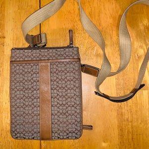 Authentic Coach Legacy Crossbody Bag